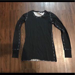 Lululemon long sleeve shirt top size 4 small